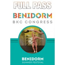 Full Pass Benidorm BK Congress 2018