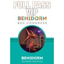 Full Pass VIP Benidorm BKC Congress 2017