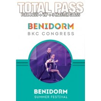Total Pass Benidorm BK Congress 2018