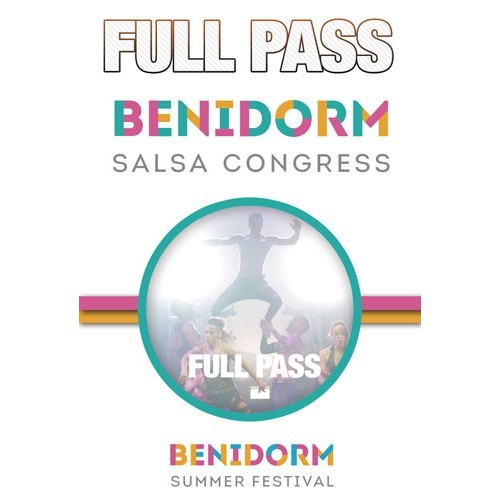 Full Pass Benidorm Salsa Congress 2018