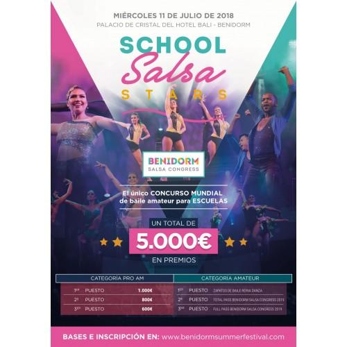 School Salsa Stars 2019
