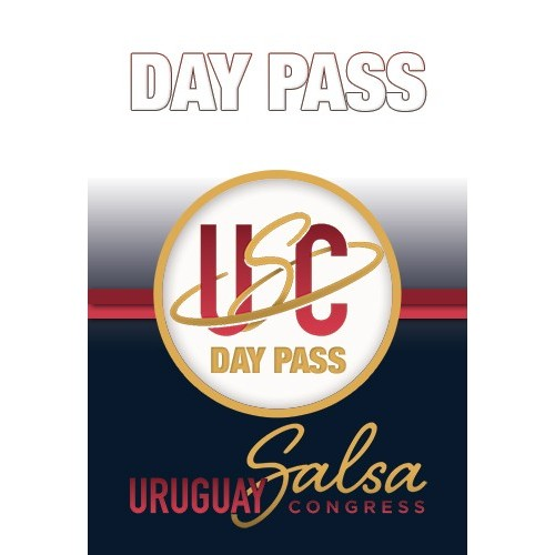 Day Pass - USC 2018