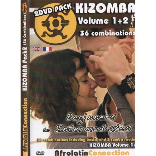 KIZOMBA Vol. 1+2 (Afrolatin Connection) Principiantes-Intermedio