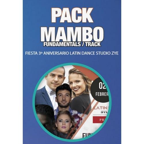Pack Mambo Fundamentals / Mambo Track Z&E 2019