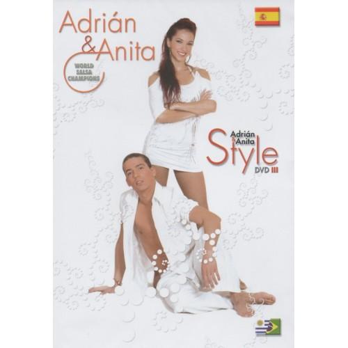 Adrián y Anita DVD III Adrián & Anita Style