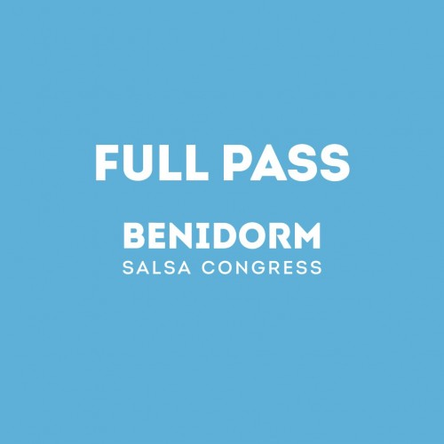 2019 Full Pass Benidorm Salsa Congress