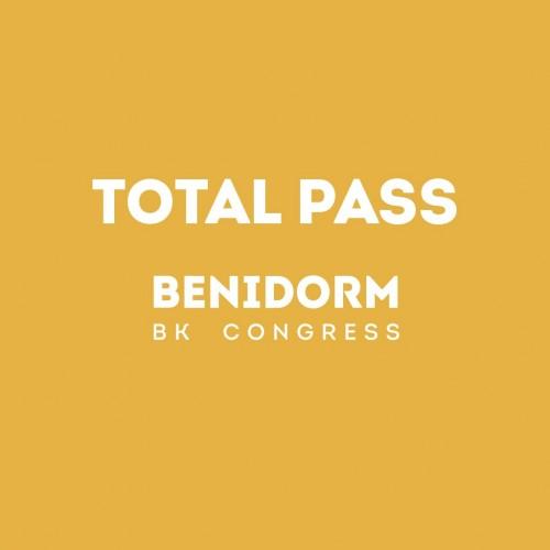 2019 Total Pass Benidorm BK Congress