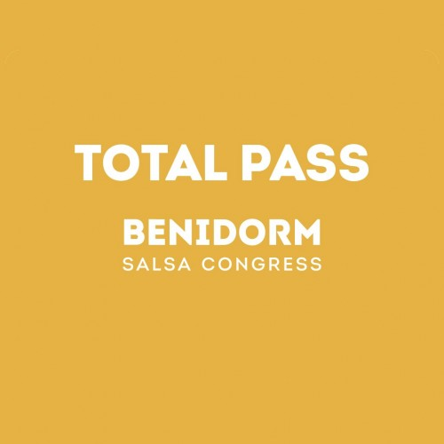 2019 Total Pass Benidorm Salsa Congress