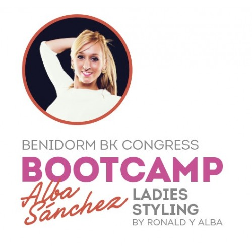 Bootcamp Alba Sanchez Ladies Style by Ronald & Alba 2019