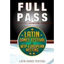 Full Pass Latin Dance Festival 2019