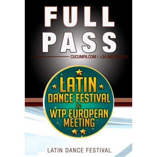 Full Pass Latin Dance Festival 2019