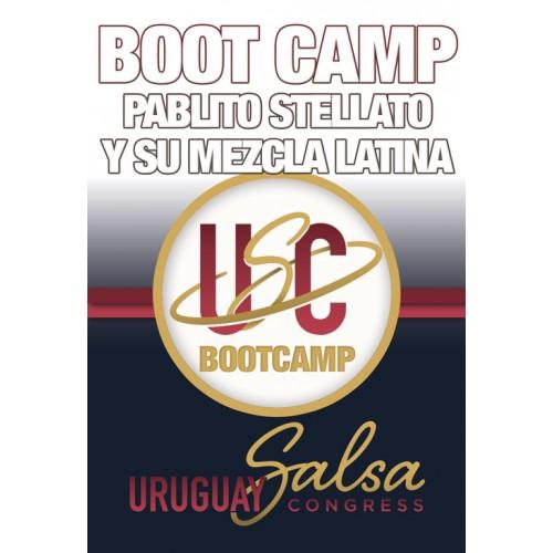 USC Boot Pablito Stellato y su Mezcla Latina 2019