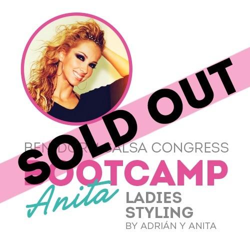 Bootcamp Anita by Adrián & Anita 2019