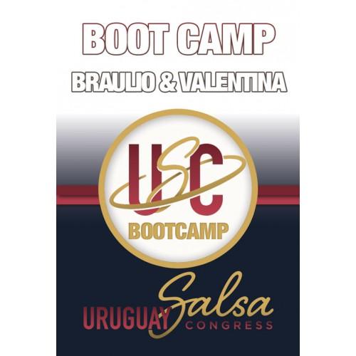 USC Boot Camp Braulio & Valentina  2019