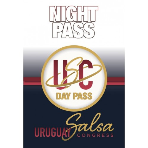 USC Night Pass  2018