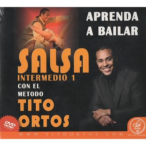 """Salsa Intermedio 1 """"Aprende a Bailar"""" Tito Ortos"""