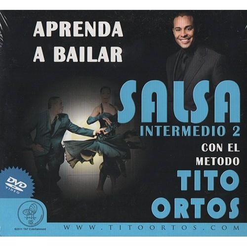 """Salsa Intermedio 2 """"Aprende a Bailar"""" Tito Ortos"""