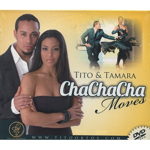 """Tito & Tamara """"ChaChaCha"""" Moves"""