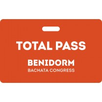 Total Pass Benidorm Bachata Congress 2020
