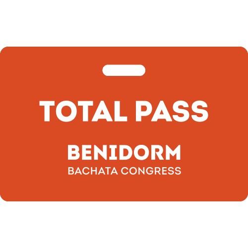 Total Pass Benidorm Bachata Congress 2020