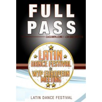 Full Pass Latin Dance Festival 2020