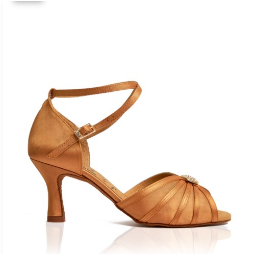 3014-7 Tan Added leather sole