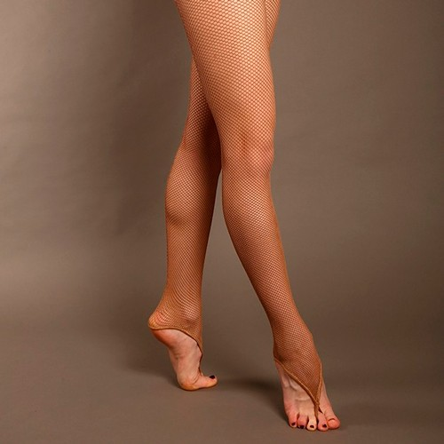 Professional Fishnet Seamless Tight With Ring