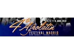 Afrolatin Festival Madrid 2018